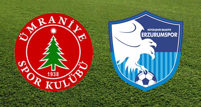ÖZET İZLE: Ümraniye 1-2 Erzurum Maç Özeti Golleri İZLE |Ümraniye Erzurum kaç kaç bitti?