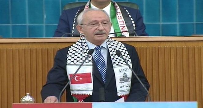 Kılıçdaroğlu: 'ABD'nin Ortadoğu'ya barış getirme şansı yoktur'