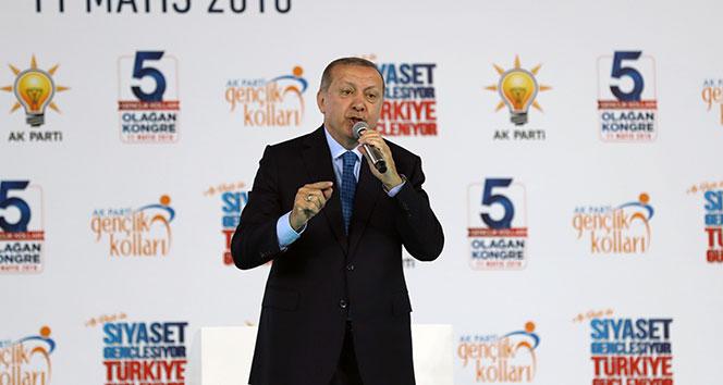 Cumhurbaşkanı Erdoğan: 'Hamas terör örgütü değildir'