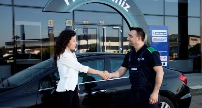 Euromaster, 4 ayda 22 yeni servis noktası açtı