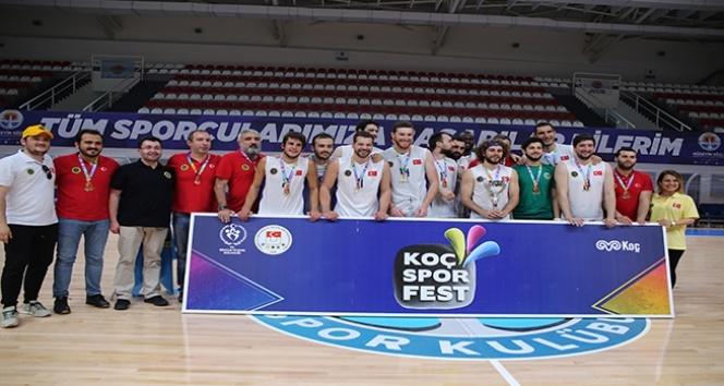 Beykent Üniversitesi Koç Spor Fest'te Türkiye şampiyonu oldu