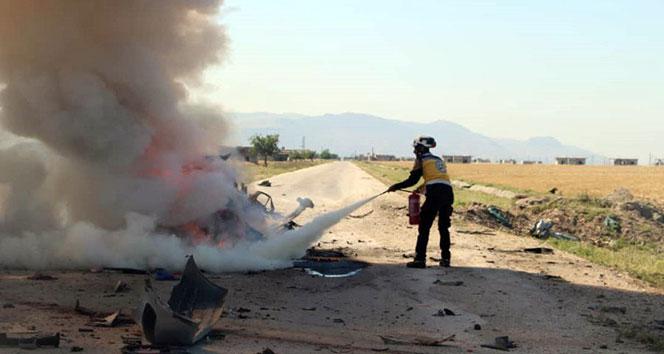 Hama'da mayın patlaması : 7 ölü!