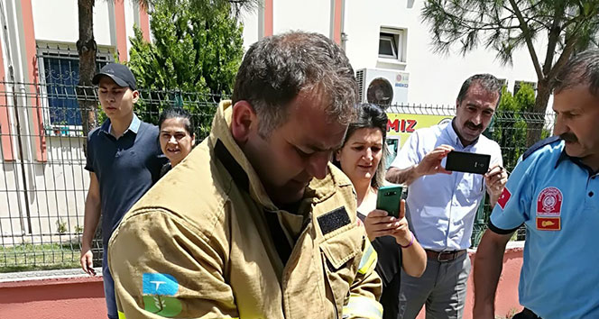 Edremit'te yakalanan 4 metre boyundaki yılanın sırrı çözüldü