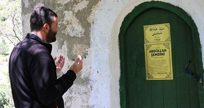 Seyyid Taha-yı Hakkari Hazretleri türbesine ziyaretçi akını