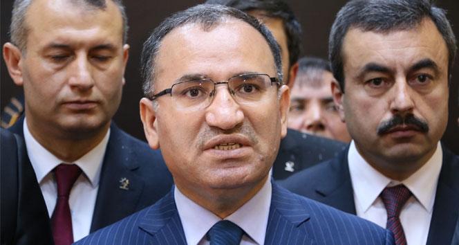 Bekir Bozdağ: 'Sayın İnce Türkiye'den özür dilemelidir'