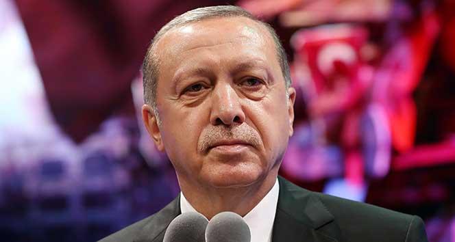 Cumhurbaşkanı Erdoğan, Meclis Başkanı Köver ile görüştü