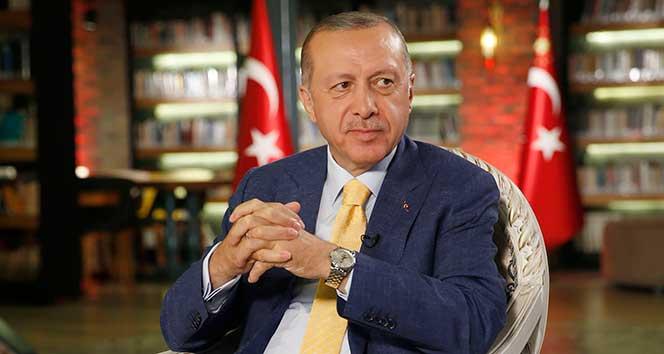 Cumhurbaşkanı Erdoğan'dan TGRT Haber'de OHAL ve Kandil açıklaması