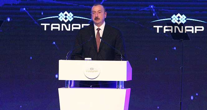 İlham Aliyev'den tarihi sözler!