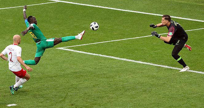 Dünya Kupasında Senegal, Polonyayı 2-1 mağlup etti 16