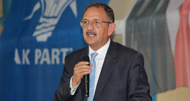 Bakan Özhaseki: 'Bizim söyleyecek çok sözümüz var'