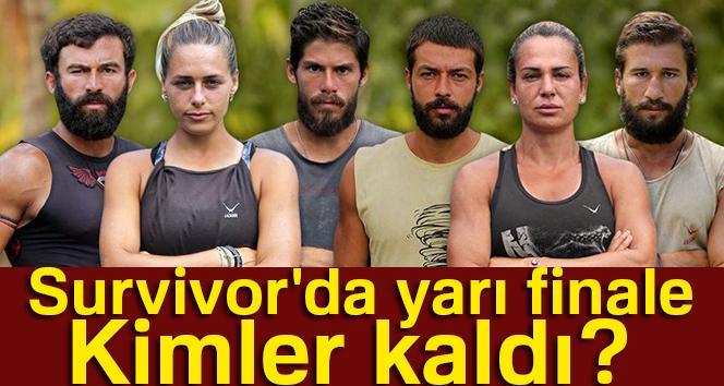 Survivor'da yarı finale Kimler kaldı? |Kıbrıs'ta yarı final koltuğuna Hangi İsimler oturacak (Finale son 3 gün)