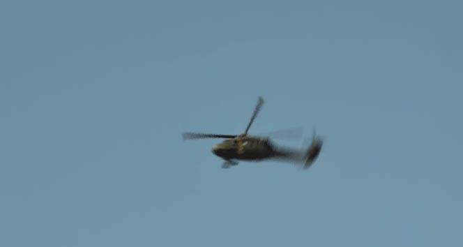 Kırgızistan'da helikopter düştü: 4 yaralı