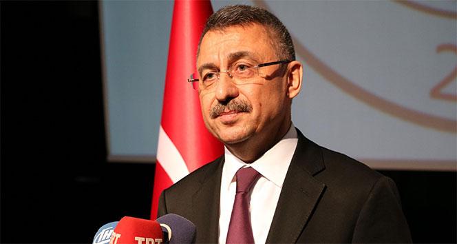 Cumhurbaşkanı Yardımcısı Oktay: 'Dijital Türkiye, planlanandan altı ay önce tamamlanarak hizmete girdi'