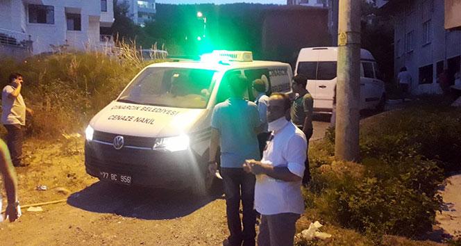 Yalova'da buzdolabında boğazı kesik ceset bulundu