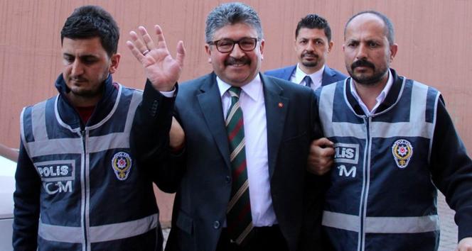Memduh Boydak'a 18 yıl hapis