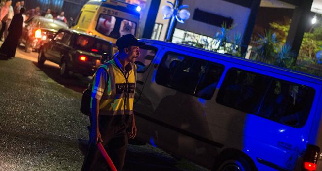 Mısır'daki patlamada 12 kişi yaralandı