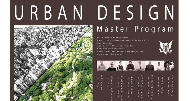 Geleceğin kentleri tasarlanacak