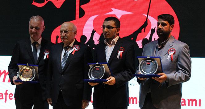 Marmara Üniversitesi'nde 15 Temmuz Şehitler Günü Anma Programı düzenlendi