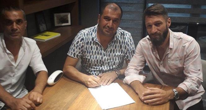 Karabükspor ilk transferini yaptı !