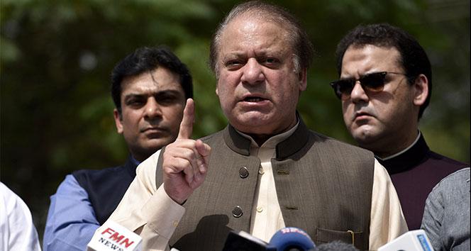 Eski Pakistan Başbakanı Navaz Şerif tutuklandı