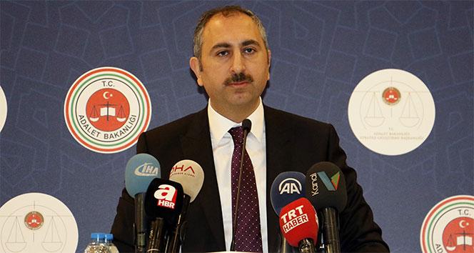 Bakan Gül: 'Kararı verecek olan bağımsız Türk yargısıdır'