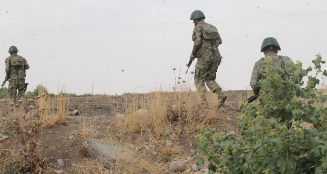 Mardin ve Bingöl kırsalında 4 terörist etkisiz hale getirildi