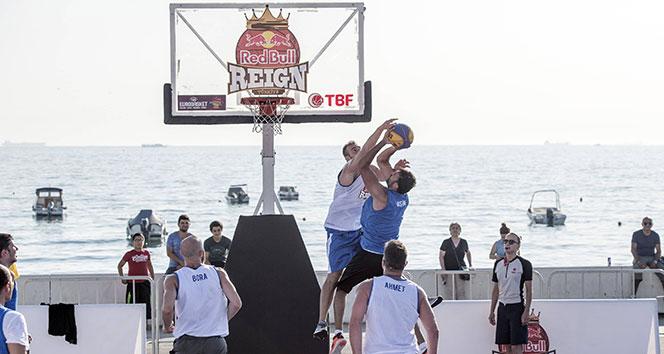 Sokak basketbolu heyecanı devam ediyor