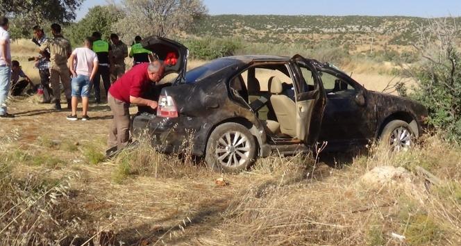 Gaziantep'te trafik kazası: 2'si ağır, 5 yaralı