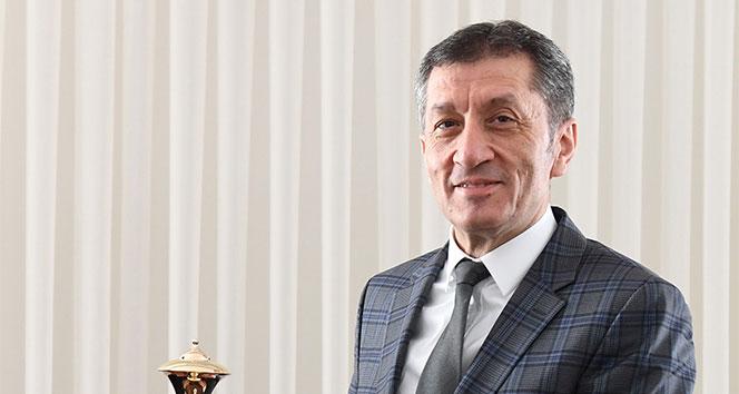 Milli Eğitim Bakanı Ziya Selçuk: ' Müfredatlar iyileştirilecektir'