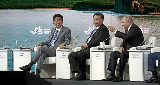 Putin'den Japonya'ya 'barış antlaşması' çağrısı