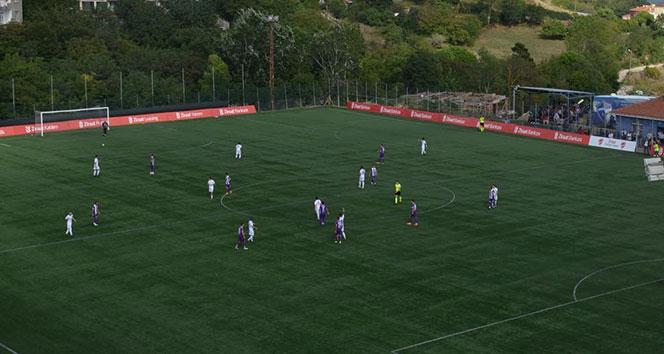 Türkiye Ziraat Kupası 2. Eleme Turu: Sinopspor: 4 - Yeni Orduspor: 5