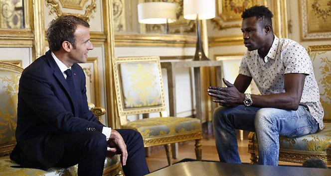 Önce kahraman şimdi de Fransız vatandaşı oldu