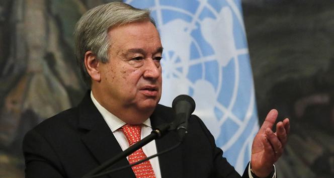 BM Genel sekreteri Guterres: 'ABD'nin yumuşak gücü azalıyor'