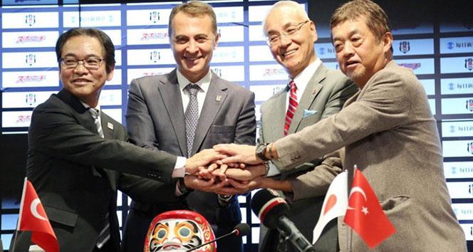 Beşiktaş'a bir sponsor daha