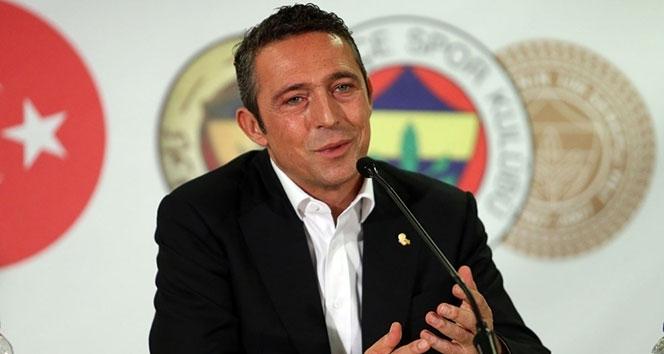 Ali Koç'tan sponsorluk açıklaması