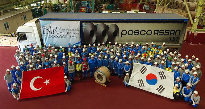 Posco Assan CEO'su Haeik Jeong: 'Türkiye ile birlikte büyüyeceğiz'