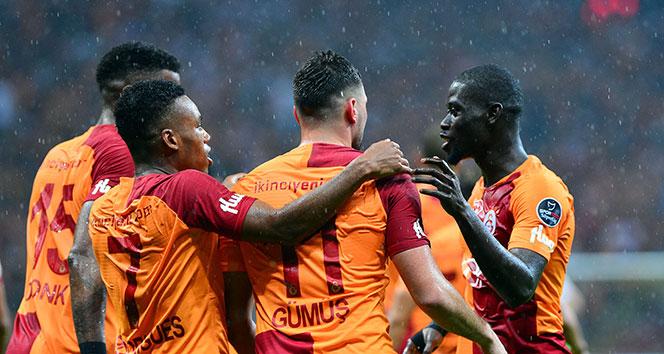 Galatasaray'da Türk Telekom Stadyumu'ndaki seri 22'ye çıktı
