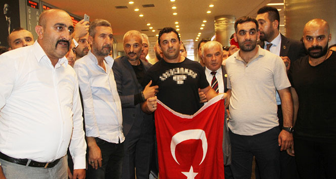 Sinan Narin ABD cezaevlerini anlattı