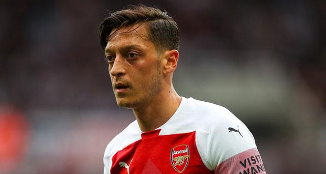 Mesut Özil 200. resmi maçında gol attı