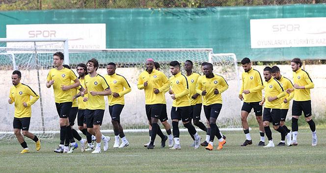 Osmanlıspor maç saatini bekliyor