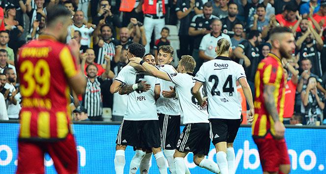 ÖZET İZLE | Beşiktaş 2-1 Yeni Malatyaspor özet izle goller izle | Beşiktaş - Malatyaspor kaç kaç?