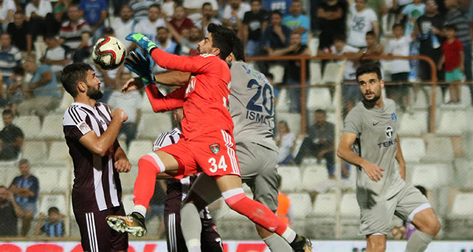 Spor Toto 1. Lig: Adana Demispor: 3 - Hatayspor: 0
