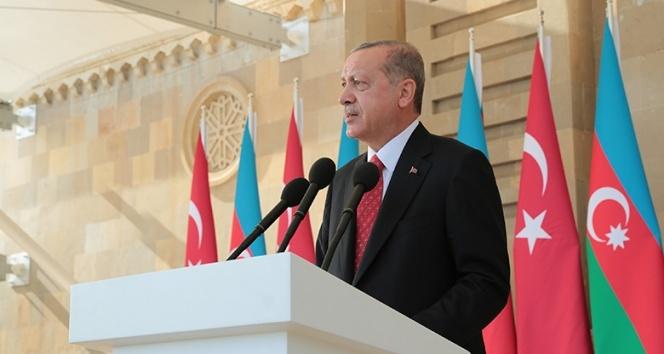 'Karabağ çözülmeden sınırlarımızı açmayız'
