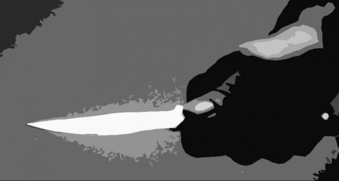 Dayısını bıçaklayarak öldürdü...