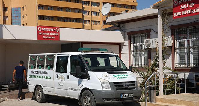 Şanlıurfa'da akrabaların silahlı kavgası: 1 ölü