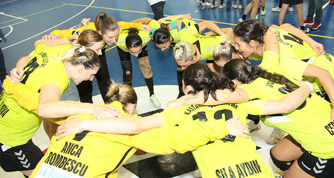 Kastamonu Belediyespor: 27 - Brühl Handball: 27