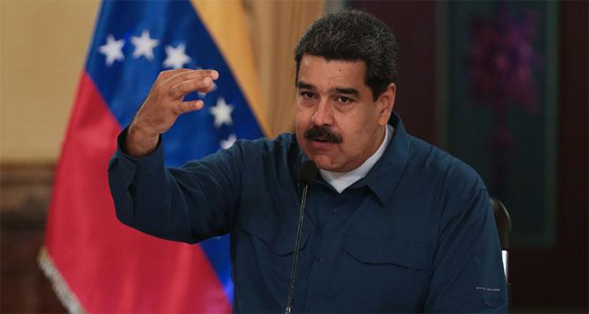 Maduro, Ulusal Meclisi feshedip yeni seçim yapılacağını açıkladı