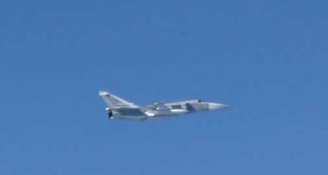 Rus uçakları izinsiz Japonya hava sahasına girdi