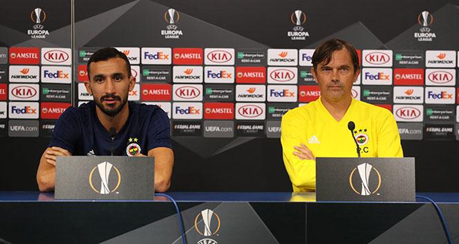 Cocu: 'Fenerbahçe'yi Avrupa'da göstermek istiyoruz'