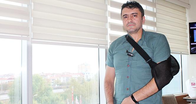 Muğla'dan geldi, Eskişehir'de şifa buldu
